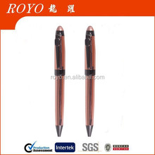 Hot Selling gold color copper alloy Metal Ball Pen