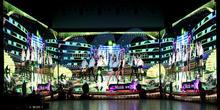 full color LED display av indoor events rental stage led screen HD LED display