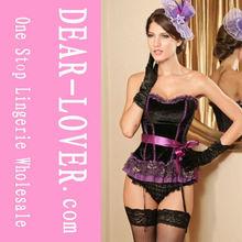 2015 Dear Lover Hot Sale Women Sexy underwear corset Lingerie
