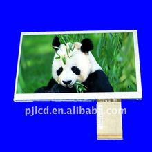 7.0 inch with touch panel 1024RGB*600 Dots resolution tft lcd module