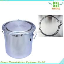 stainless steel milk can milk bucket barrel for sale