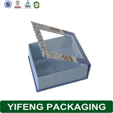 China wholesale price good quality blue jewelery gift box set/Art Paper Gift Box/Gift Box Sets For Watch/ Pen/ Ring/Wine