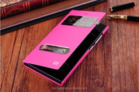 Funky Mobile Phone Flip Case ,Mobile Phone Leather Case for Xiaomi 3