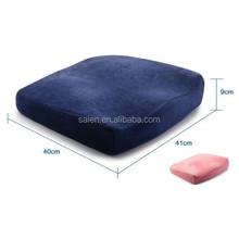 Relief pressure fashion design ergonomic car seat cushion