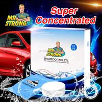 AUTO EXTRA CAR WASH SHAMPOO TABLETS