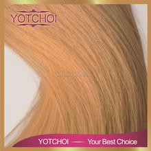 Easy Can Be Dye Lovely European Hair High Quality 100% Human Hair Extension
