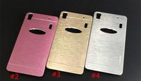 For Lenovo K3 Note Motomo Metal Brush Alloy Back Case Cover