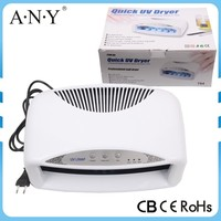Professional Quick Drying Salon Equipment 42W Nail Art Curing Fan Plus Nail UV Lamp Led