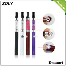 So popular mini type! Chinese factory wholsale offer colorful e smart electronic cigarette