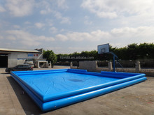 Inflatable Adult Swiming Pool Competitive Price Large Inflatable Pool Swiming Pool For Outdoor/Indoor Use