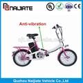 de bicicleta motorizada