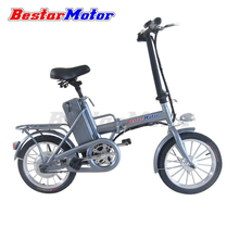 EN15194 Certification High Standard electric motorbike