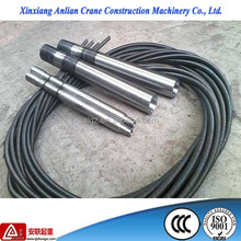 ZN50 diameter 50mm chinese type diesel/electric engine concrete vibrator