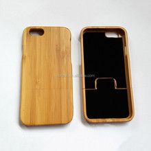 Handmade bamboo phone case for iphone 6 and iphone 6 plus