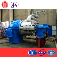 Cogeneration project used for chemical 15000Kw Used Steam Turbine Generator For Sale