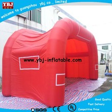 outdoor pvc inflatable event tent car garage tent inflatable