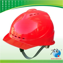 2015 High quality hot selling durable helmet color safety