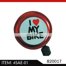 alloy bicycle bell