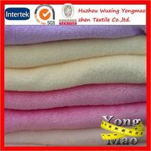 two side brush one side anti-pilling dye polar fleece fabric