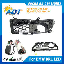 China supply white led daytime running light DRL fog light day driving light for bmw e90