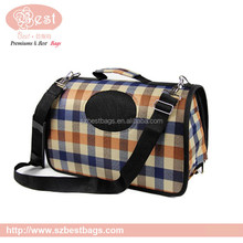 Wholesale New Wheel Pet Carrier Bag Oxford Big Size Dog Cat Travel Carry Luggage Box Backpack Pets Trolley Rolling Duffel Bags