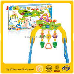 Hot Sale Full Function Baby Musical Toys Play Gym Plastic Baby Gym Toy