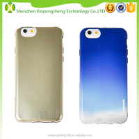 Made in Shenzhen Factory IMD Plastic Cell Phone Case for iPhone 6