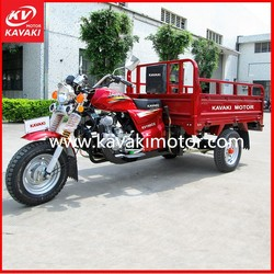 Guangzhou China Cargo tricycle/Three Wheel Motorcycle/Electric Scooter Europe Cerificate