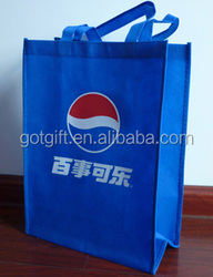Customized top quality non-woven shopping bags