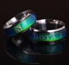 DOTA 2 gay men ring, changing colors game ring(SWTJU252)