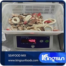 Mixed Frozen Seafood Product