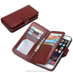 New Arrival phone case for iphone 6s/ wholsale factory top sell leather case for iphone 6s