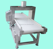 Fish/seafood/meat/beef metal detector conveyor JZD-330
