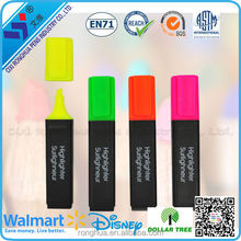 trading & supplier of china products pen & highlighter set