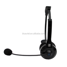 2014 newest over head bluetooth headset for truck driver /most durable headphone with microphone manufacturer in china shenzhen
