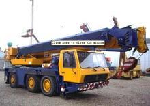 Gmk3050 Truck Crane