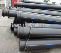 Hdpe 100 pipe 1600mm hdpe pipe pn10 hdpe pipe sdr 26