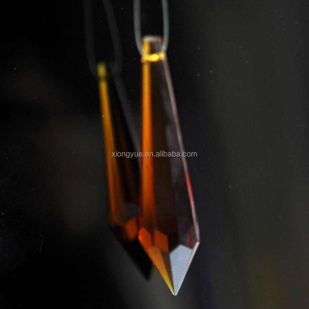 Regalo di natale gioielli di cristallo di atterraggio for Accessori lampadari cristallo