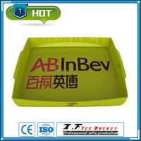 Eco-friendly kitchen serving tray