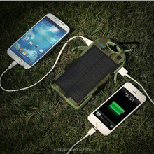 New Promotional Products 2015 12000MAH mobile solar charger wholesale private label
