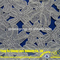 YJC16280 Indian lace fabrics corded lace fabric