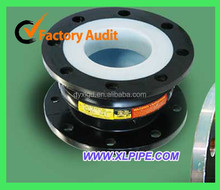 PTFE rubber expansion joints bellows compensators