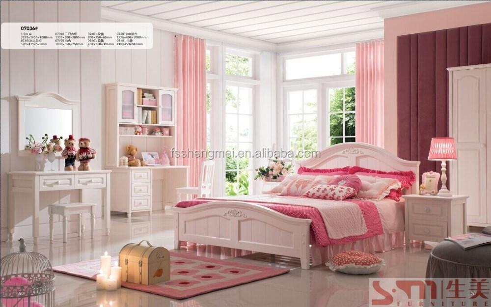 Kids Play Room Furniture Natural Pine Wood Bedroom Sets Simple European Style Furniture Buy