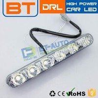 Wholesale waterpoof 170 x 40 x 20mm 12v led daytime running lights for cars