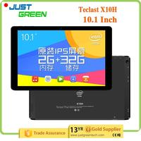 Best Quality Teclast X10H 2GB 32GB Android 5.0 Black Wifi tablet paypal made in China