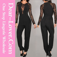 cheap wholesale hippie High-waist Jumpsuit clothing in china