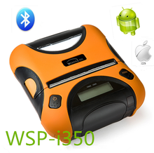 WOOSIM 3 inch mobile thermal portable mini usb receipt printer WSP-I350 for android&iOS