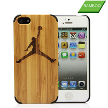 Cell Phone Case For Iphone5 5s Bamboo Bumper Case