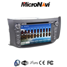 Factory Price of Touchscreen Car DVD Player for Nissan Sylphy