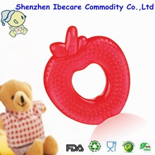 China supplier food grade natural rubber teether